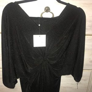 Dresses & Skirts - Black slouchy dress